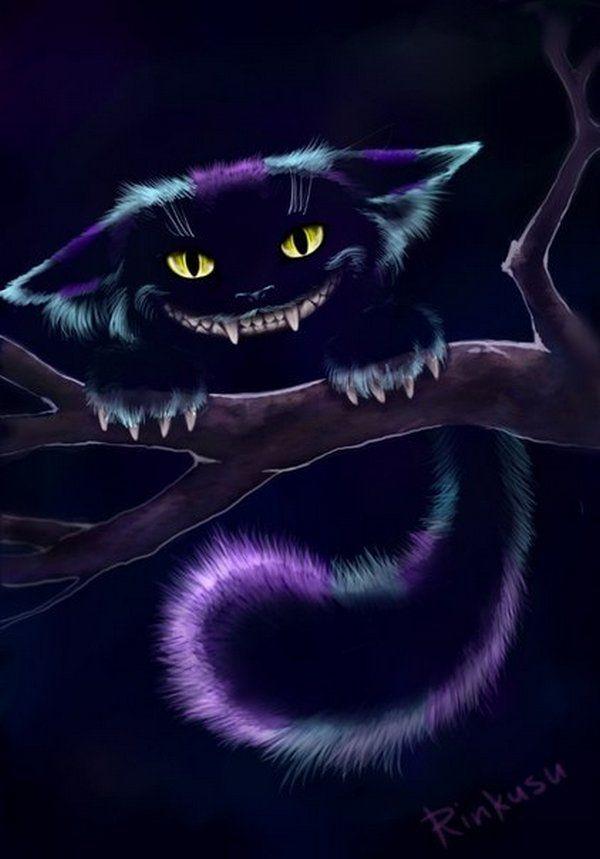Рисунки крутой кот