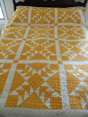 wild & goosey quilt pattern | this vintage quilt with the color placement reversed though this quilt ...