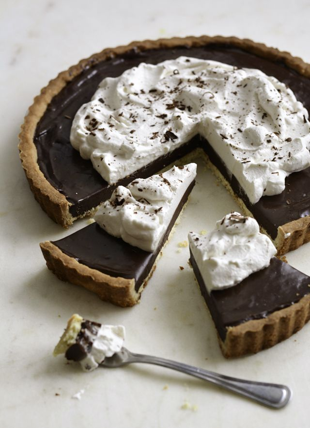 Mexican Chocolate Pie | Culinary Cool