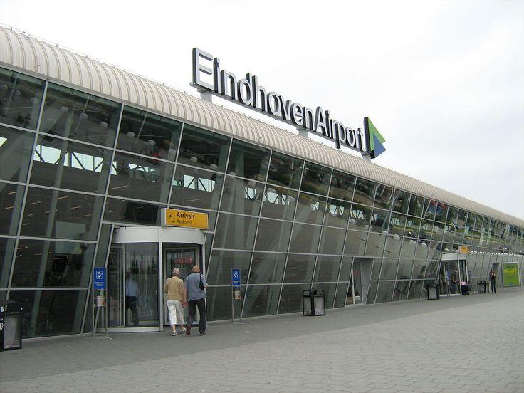 ...Eindhoven Airport.