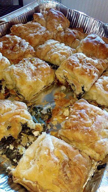 Σπανακόπιτα τραγανή γευστική !!! | ΜΑΓΕΙΡΙΚΗ ΚΑΙ ΣΥΝΤΑΓΕΣ | Bloglovin'