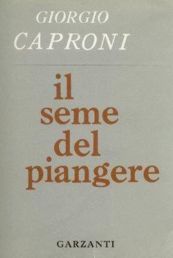 IL SEME DEL PIANGERE, 1959