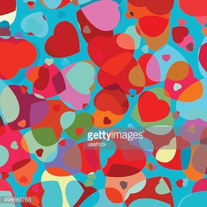 colorful heart illustration - Google Search