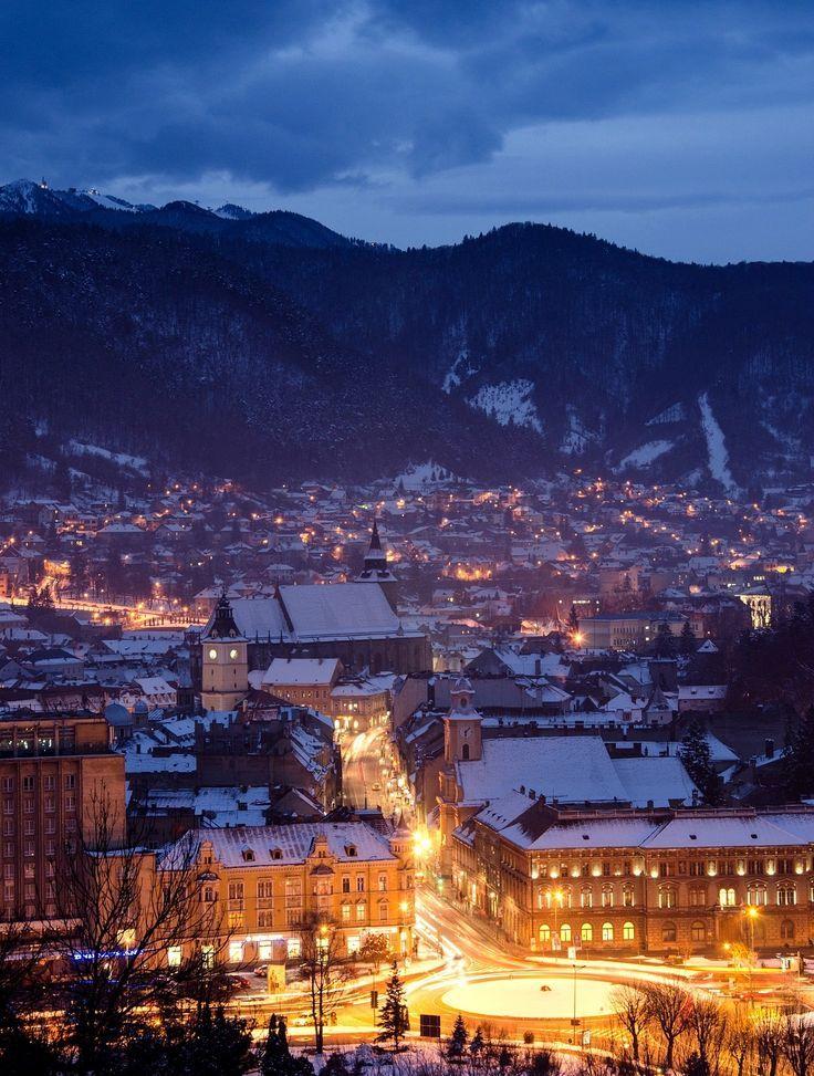 Beautiful Romania during Holidays. #winterwonderland