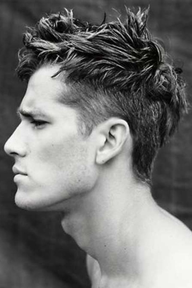 Messy Hairstyle For Guys 17 Best Images About Long Hair On Pinterest Hairstyles Mens