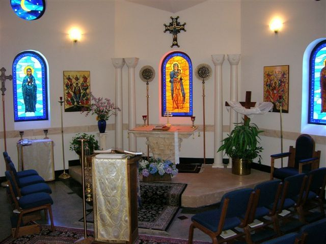Occasions | Our Lady's Maronite Catholic Church's chapel