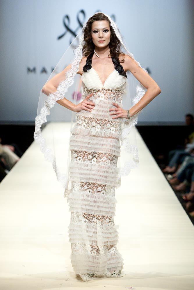 Makány Márta Fashion Show