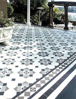 Hallington Design Victorian Tiles Walls And Floors Floor Coverings Pint