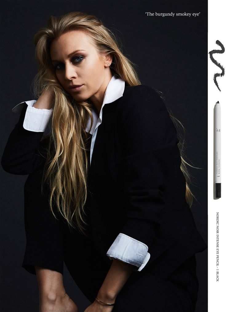 Lumene Digital Ambassador Sandra Hagelstam @5inchandup created three mysterious Nordic Noir eye makeup looks.