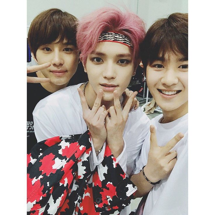 507 Best NCT (+SMROOKIES?) Images On Pinterest