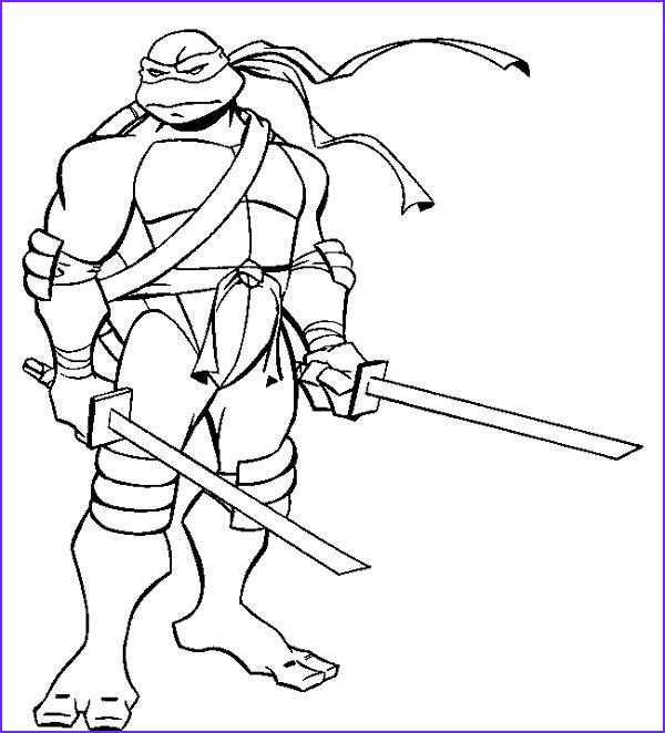 45 Unique Photos Of Ninja Turtle Coloring Pictures Ninja Turtle Coloring Pages Turtle Coloring Pages Leonardo Ninja Turtle