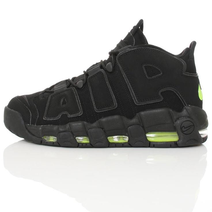 Nike Air More Uptempo Black 414962-013 @wellgosh
