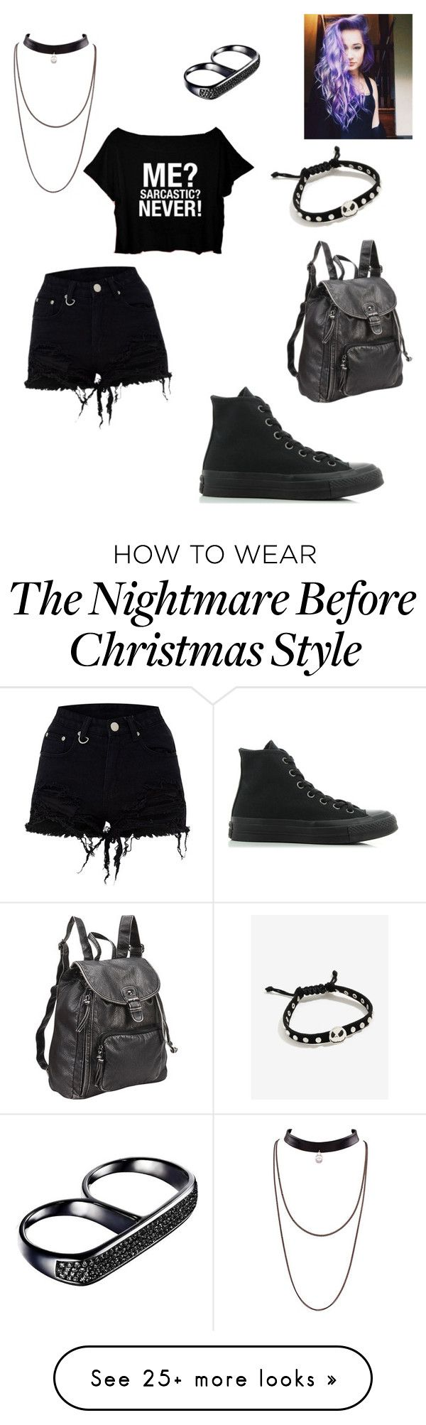 """""""Untitled #417"""" by brookelyn96 on Polyvore featuring Converse, Preferred Nation and AS29"""