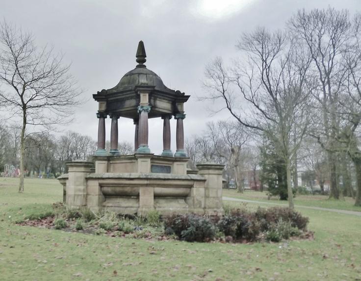 Queens Park, Burnley, UK, 2013.