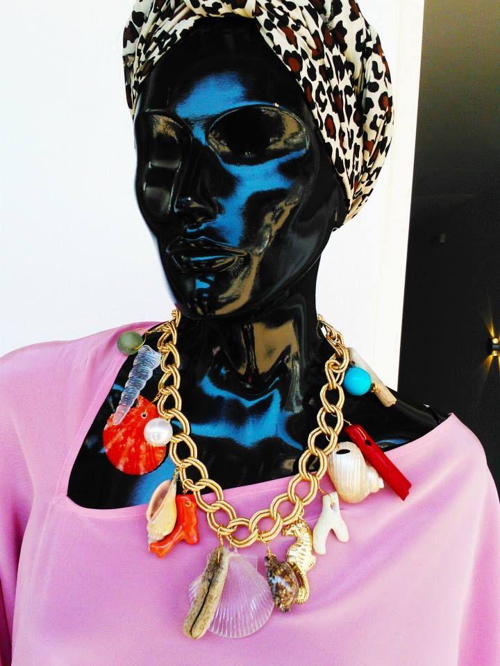 "Summer jewellery @ Underground Mykonos  Summer jewellery by Pericles Kondylatos available @ Myconian Villa Collection hotels: ""Myconian Utopia Resort"" Elia Beach, Mykonos, Greece, tel. 22890 76060 ""Grand Villa Elia"" Elia Beach, Mykonos Greece , tel. 22890 76000"