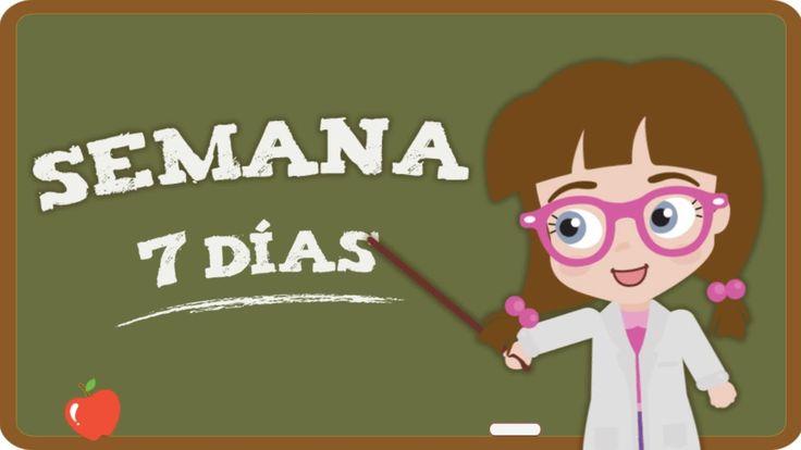 LOS DÍAS DE LA SEMANA ♫ Canciones Infantiles (Leoncito Alado)
