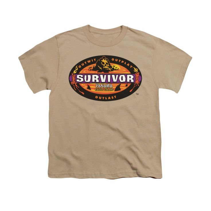 Survivor - Panama Youth T-Shirt
