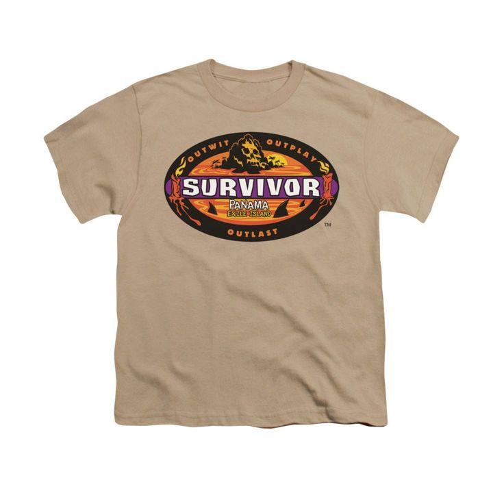 Survivor - Panama Youth T-Shirt