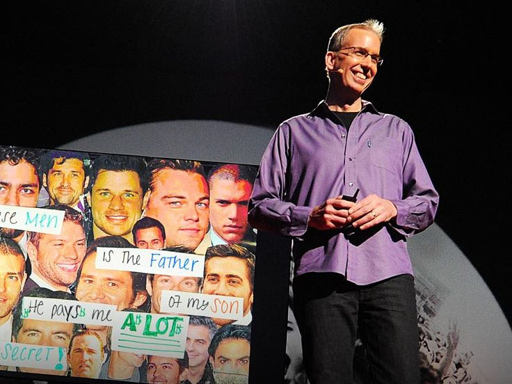Frank Warren: Half a million secrets via TED / Plus an article: How Much Stressful Secret-Keeping is Worth the Trouble? by Ben Thomas