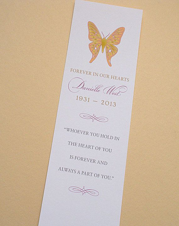 5 Different Bookmarks Celebrate of Life Bookmarks door zdesigns0107