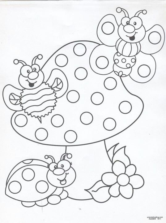 q tip coloring pages - photo #3