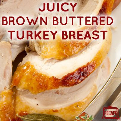 Curtis Stone The Chew Roasted Turkey Breast Recipe & Sage ...