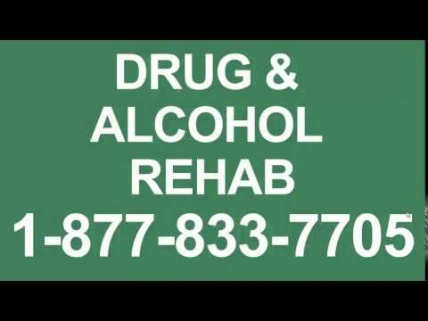 Drug and Alcohol Rehab - 1-877-833-7705