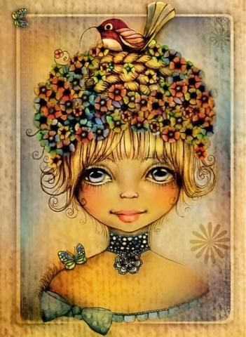 Artes da Cris: A arte de Karin Taylor