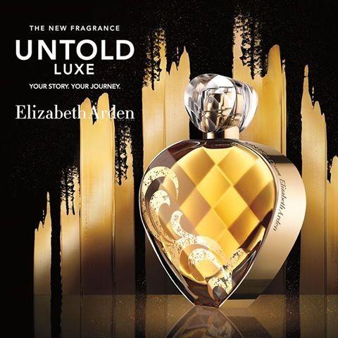 Untold Luxe Elizabeth Arden парфюм для женщин 2015 год