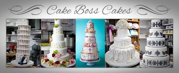 Boss Wedding Cake Ideas pictures