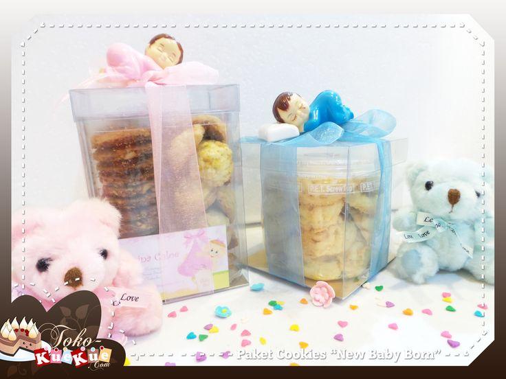paket cookies | D'licious Pastry | Pinterest | Cookies