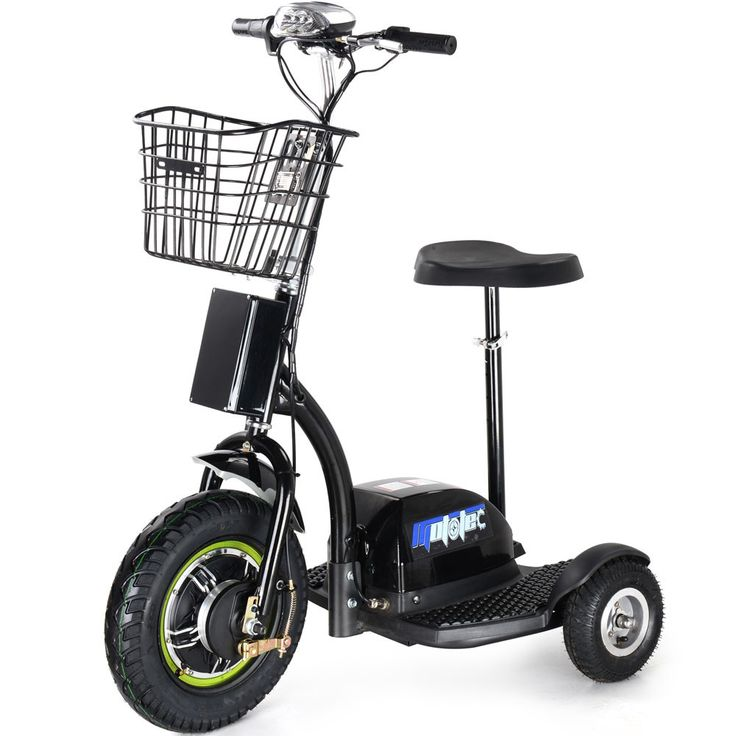 Electric Trike 48v 500w By MotoTec