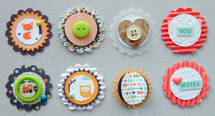 DIY Embellishments by Jennie Garcia