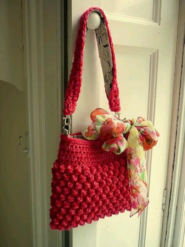 DIY Crochet Bag Ideas