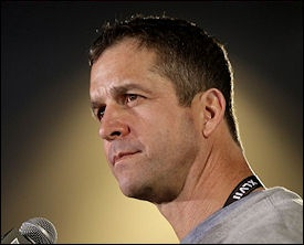 Coach John Harbaugh tells Brett Hollander and Qadry Ismail that the Ravens coaching staff is getting back to work and preparing for the upcoming NFL draft.