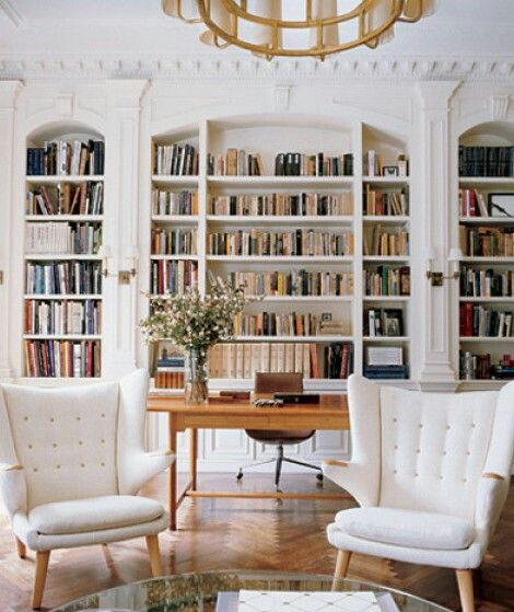 30 Classic Home Library Design Ideas Imposing Style: 44 Best Georgian Homes: Library & Study Images On