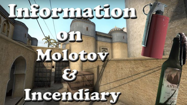How to use Molotov and Incendiary grenades and what they can be used for...
