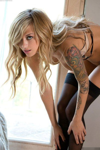 Inked Girls Gallery 93 - The Emma Mae Edition | Inked ...