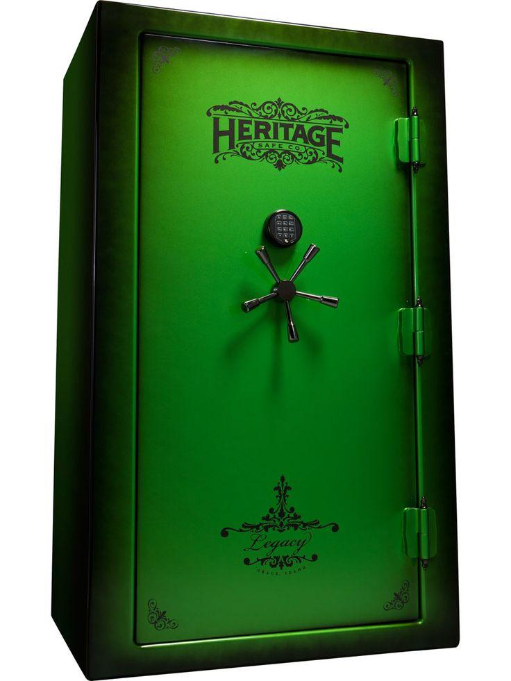 Heritage Safe Co Gun Safe Design Gun Safe For Sale