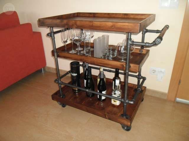 M s de 1000 ideas sobre camarera en pinterest carritos for Carro frutero cocina