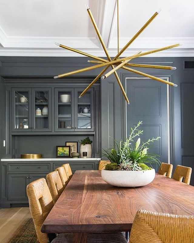 23 Modern Dining Room Design Ideas To Impress Your Guests