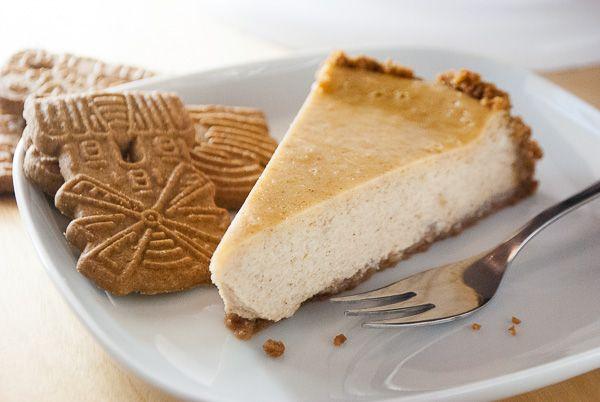 Spekulatius-Käsekuchen mit Keksboden | Kaffee und Cupcakes | Bloglovin'