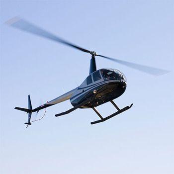 Helikopteri Sightseeing
