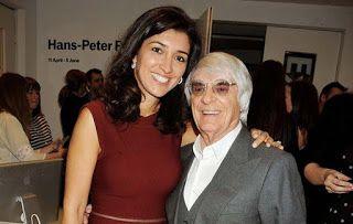BureauSpy: Billionaire & Formula One chief Bernie Ecclestone'...