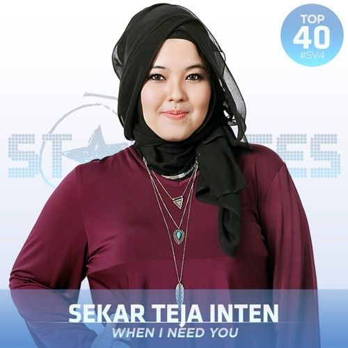 Sekar Teja Inten - When I Need You (Celine Dion) - Top 40 #SV4 by STARVOICES™ on SoundCloud