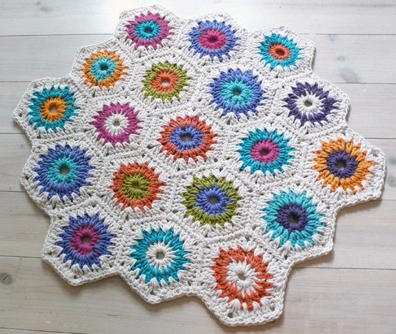 This This Is What I Want My Crochet Blanket To Be