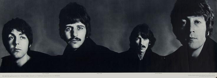 Richard Avedon. The Beatles.