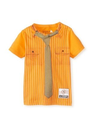 50% OFF Sierra Julian Baby Gianpaolo Tee (Orange)