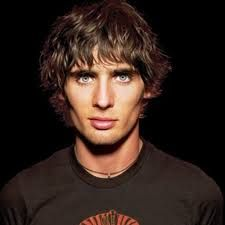 tyson ritter - met him at a cd signing after the show
