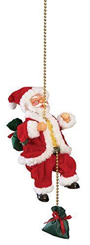 Musical Climbing Santa Christmas Decoration *** Quickly view this special product, click the image : Christmas Decorations